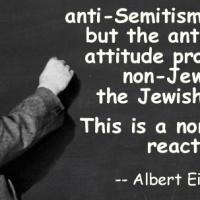 L'antisémitisme est tout à fait respectable