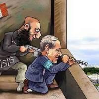 """Coup de folie au Monde qui publie """"L'ombre du Mossad plane sur Paris"""" !"""